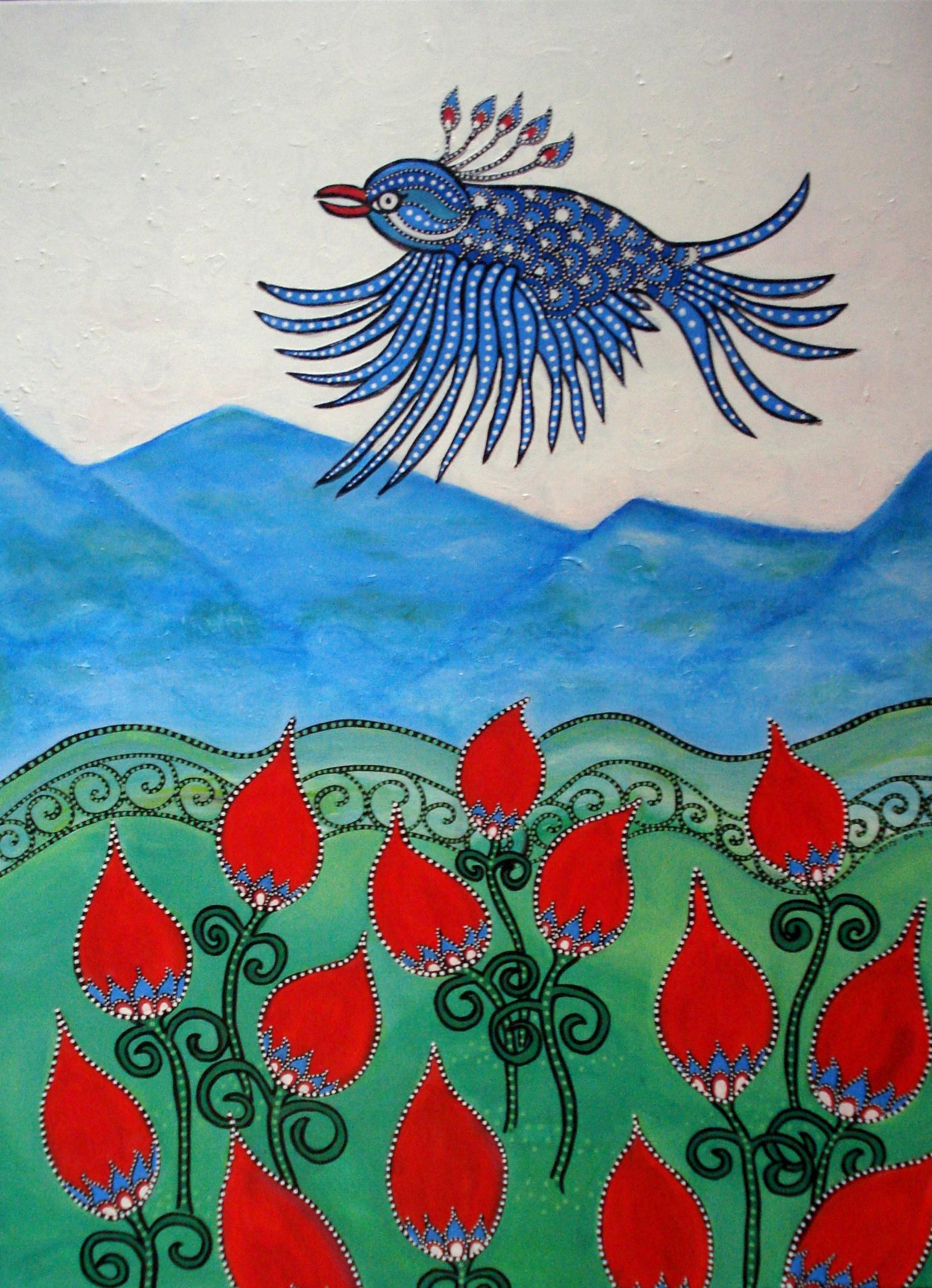 Geluksvogel - Hetty Seesing