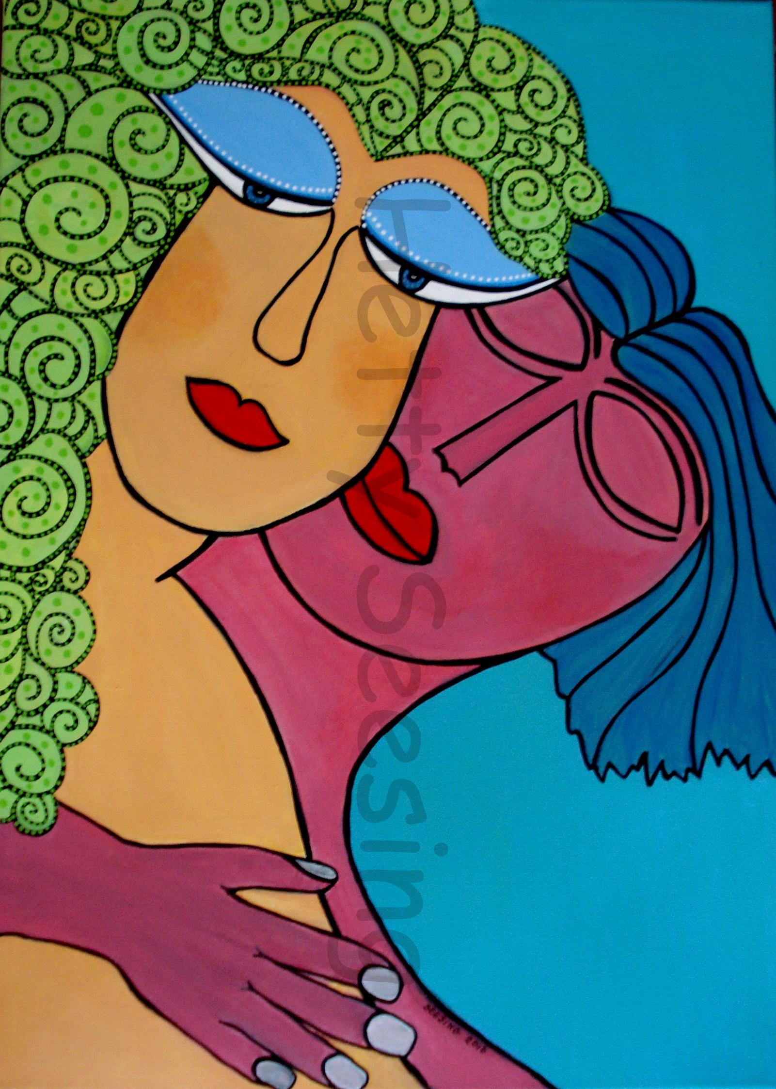 Julia & Romeo - Hetty Seesing