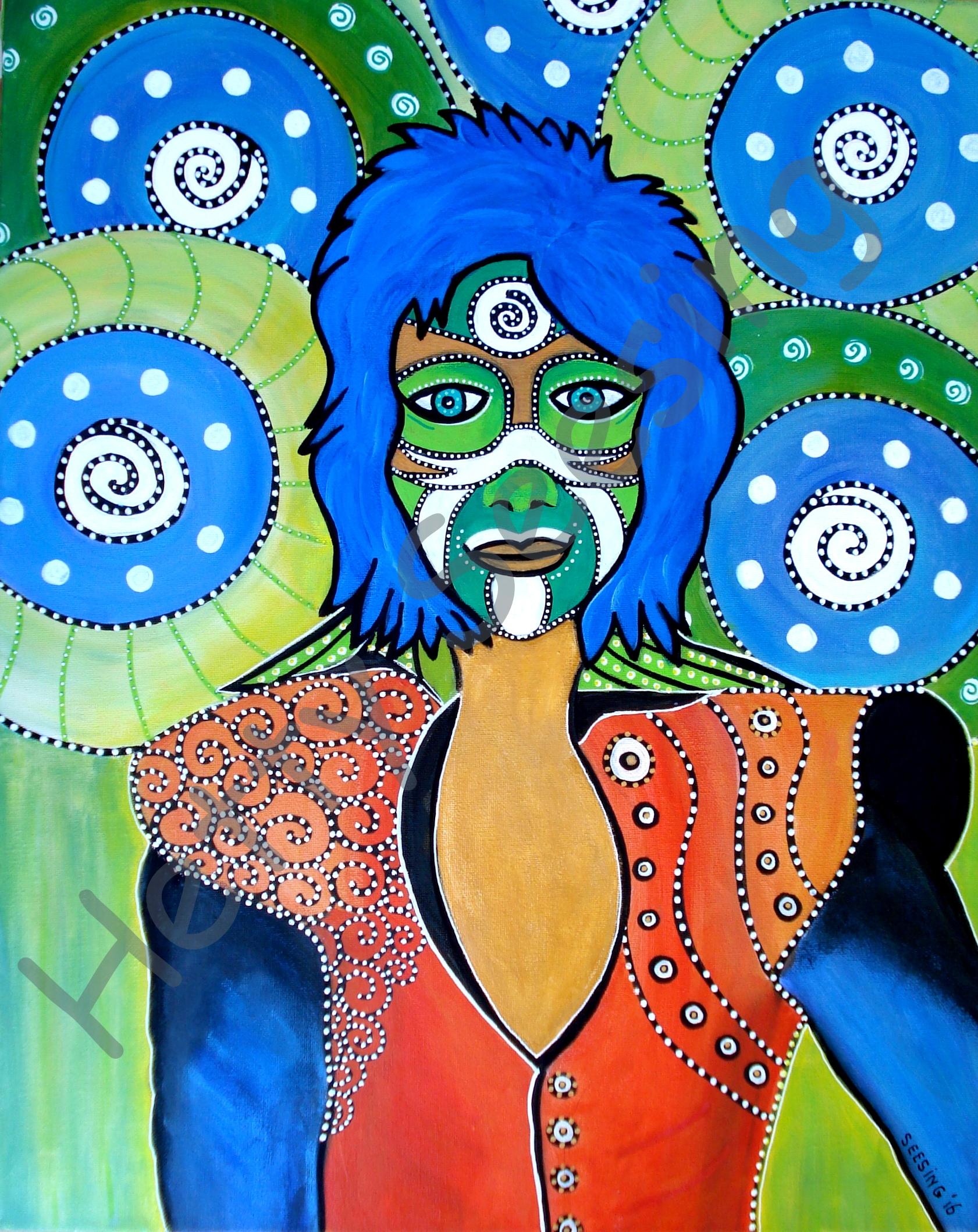 Artiest - Hetty Seesing